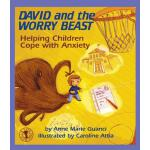 【预订】David and the Worry Beast Helping Children Cope with An