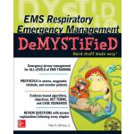 预订 EMS Respiratory Emergency Management Demystified [ISBN:9
