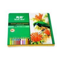 真彩24色水溶性彩铅 水溶性彩色铅笔 4576-24