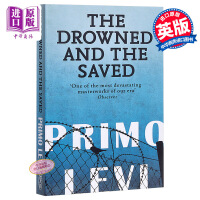 【中商原版】被淹没和被拯救的 Drowned And The Saved 英文原版 Primo Levi