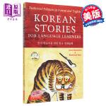 【中商原版】韩国故事(韩英双语,带CD,韩语学习)英文原版 Korean Stories For Language L
