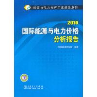 2010国际能源与电力价格分析报告