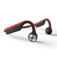 蓝牙耳机 骨传导蓝牙耳机 智能骨传导骨感蓝牙挂耳式立体声运动轻无线4.2音乐耳机 双边立体声
