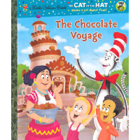 The Chocolate Voyage (Dr. Seuss/Cat in the Hat) (Little Gol