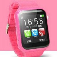时尚运动电子表LED小学生触屏男女孩插卡电话智能防丢老少手表 可礼品卡支付