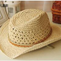 新款渔夫帽钓鱼帽亲子帽情侣帽沙滩遮阳大檐沙滩礼帽 草帽男女士礼帽 支持礼品卡