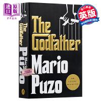 【中商原版】教父 英文原版 The Godfather Mario Puzo Arrow 出版社 是个爷们儿就应该看过