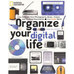 ORGANIZE YOUR DIGITAL LIFE(ISBN=9781426203343) 英文原版
