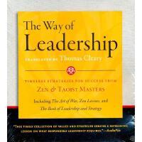 WAY OF LEADERSHIP, THE(ISBN=9781590306550) 英文原版