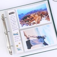 收纳4R影集本家庭宝宝成长情侣纪念册相册插页式6寸明信片200张
