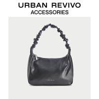 URBAN REVIVO2021春季新品女士配件复古单肩包AW04BB2N2001
