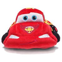 【当当自营】Zoobies迪士尼玩具 闪电麦昆毛绒玩具三合一DY101【毛绒玩具+抱枕靠枕+宝宝抱毯睡毯空调毯】