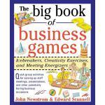 【预订】The Big Book of Business Games: Icebreakers, Creativity