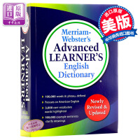 【中商原版】麦林韦氏高阶字典 Merriam-Websters Advanced Dictionary