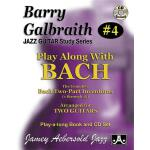 预订 Barry Galbraith Jazz Guitar Study 4 -- Play Along with B