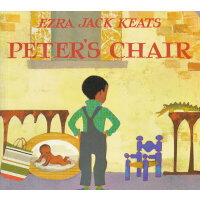 Peter's Chair (Picture Puffins)彼得的椅子(《下雪天》同一作者作品,卡板书)ISBN97