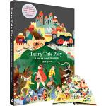 【顺丰速运】英文原版Fairy Tale Play: A pop-up storytelling book童话故事立体