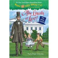 Abe Lincoln at Last! 神奇树屋