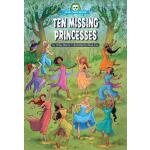 预订 Ten Missing Princesses [ISBN:9781634401722]