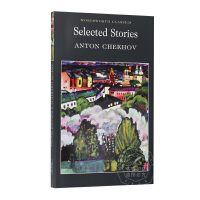 契诃夫精选故事集 英文原版小说 Selected Stories Anton Chekhov 短篇小说三大巨匠之一 文