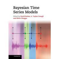 【预订】Bayesian Time Series Models