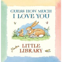 Guess How Much I Love You: Little Library Board Book ISBN:9