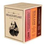 【中商原版】莎士比亚套装 英文原版 Shakespeare Box Set 迷你精装口袋版 莎士比亚选辑 经典文学书籍