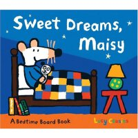 Sweet Dreams, Maisy(Boardbook)小鼠波波甜蜜的梦(卡板书)ISBN978076364532