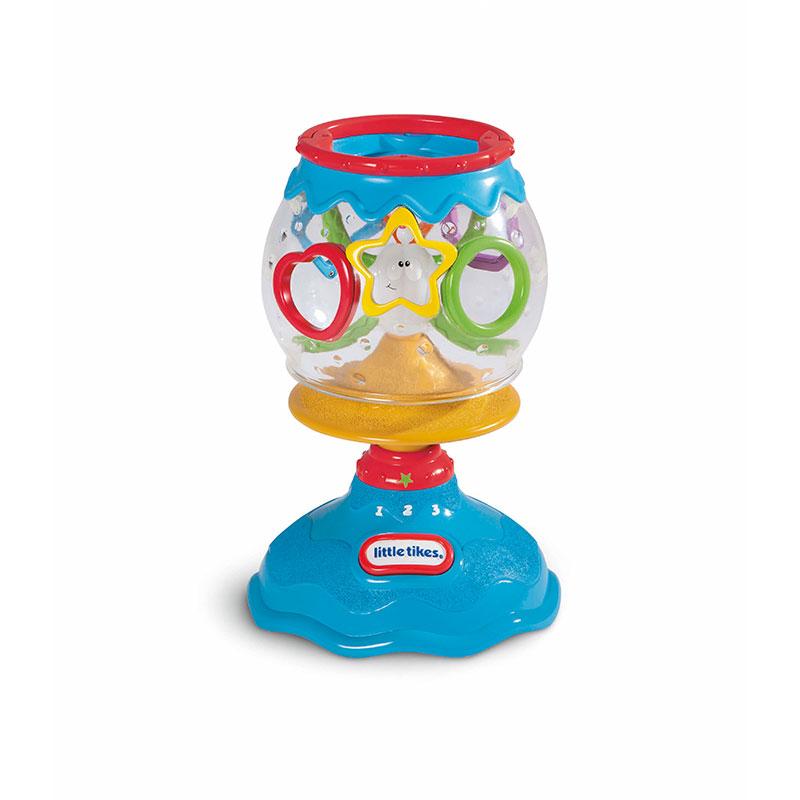 [当当自营]Little Tikes 小泰克 形状分拣游戏塔 婴儿玩具 627521【当当自营】美国品牌小泰克专注儿童玩具40多年