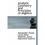 预订 Analytic Geometry and Principles of Algebra [ISBN:978055