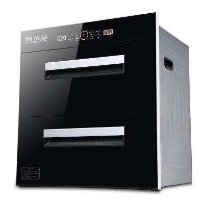 消毒柜 家用 消毒柜嵌入式镶嵌式家用紫外线消毒碗柜厨房不锈钢双门 ZTD-100-Q19 发货周期:一般在付款后2-90天左右发货,具体发货时间请以与客服协商的时间为准