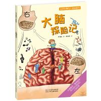会讲故事的人体科普书.大脑探险记(大脑是人体的总司令,神秘而又具有无上的权威。如果有一种神奇的药水,能让你进入大脑内部