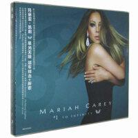 正版玛丽亚凯莉精选 星光无限 Mariah Carey To Infinity专辑 CD