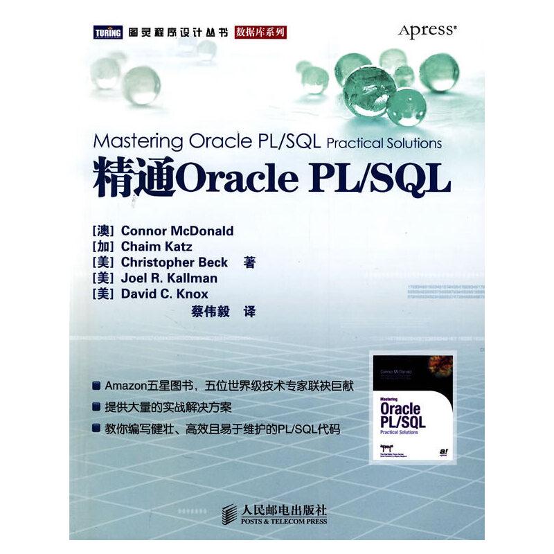 精通Oracle PL/SQL PDF下载