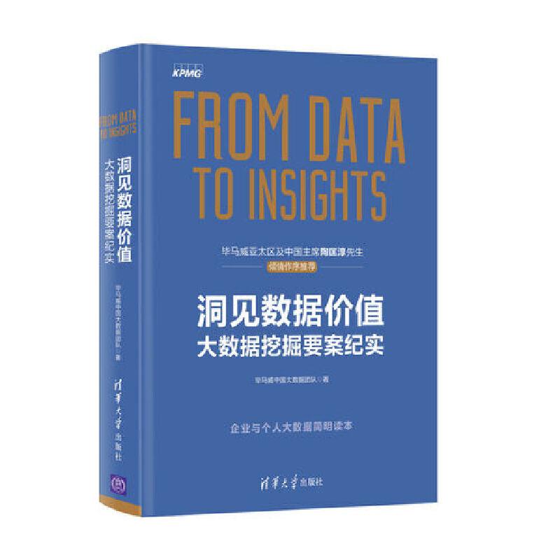 洞见数据价值:大数据挖掘要案纪实 PDF下载
