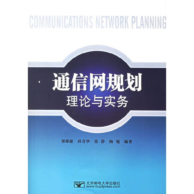通信网规划理论与实务 PDF下载